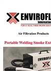 ESE Welding Smoke Extractors Brochure