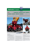 Hydraulic Grapple Datasheet