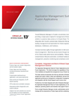 Packaged Application Management Software Brochure