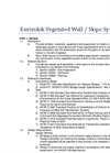 Envirolok Specification