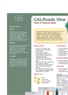 CALRoads View - Traffic Air Dispersion Model - Brochure