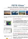 FETS View - Facility Emissions Tracking System - Feature Datasheet