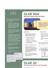 SLAB View - Emergency Release Dense Gas Model - Brochure