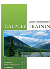Calpuff Training, London UK - Training Brochure