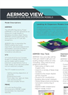 AERMOD View - Version 9.0 - Gaussian Plume Air Dispersion Model Brochure
