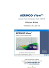 AERMOD View - Version 9.0, 9.1 and 9.2 - Gaussian Plume Air Dispersion Model Applications Note