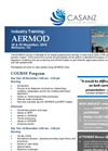Aermod Industry Training Courses, Melbourne, VIC Brochure
