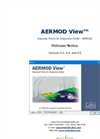 AERMOD View - Versions 9.3, 9.4, and 9.5 - Gaussian Plume Air Dispersion - Release Note