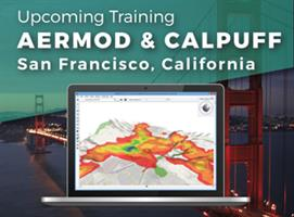 Calpuff Training Course - San Francisco, CA