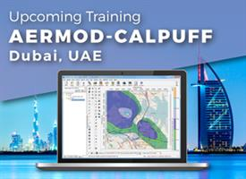 AERMOD-CALPUFF Training: Dubai, UAE