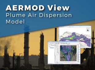 AERMOD View - Air Dispersion Modeling - Gaussian Plume Air