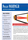 Pulley Partner - Model Si-Pat-8 - Pulley Alignment Trainer Brochure