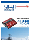 Seiffert - Crankshaft Deflection Indicator Brochure