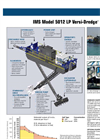 Versi-Dredge - Model 5012 LP - Dredger for Standard Cutter - Datasheet