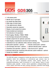 GDS - 305 - Sequential Gas Sampling System 1-48 Way - Datasheet