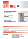 GDS - 100 - Single Point Gas Alarm - Datasheet