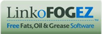 LinkoFOGEZ - Free Fats, Oil and Grease (FOG) Software