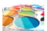Wastewater treatment for the cosmetics industry