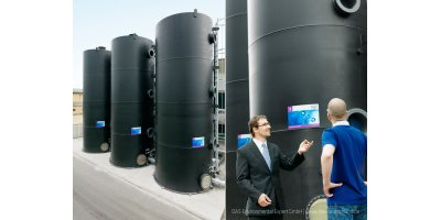 Biological Wastewater Treatment System for Industry and Municipalities