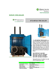 Brochure BTS-MF550 Tire Baler