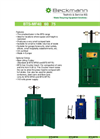 BTS - Model MF40, 60, 75 - Balers - Brochure