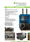BTS - Model MF450hd - 550hd - Tvre Baler - Brochure