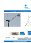 Fortis Passaat - Model MP 48V Victron 1.4kW - Wind Turbine System Datasheet
