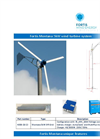 Fortis Montana - Model 5kW 48/3000W Victron - Wind Turbine System Datasheet