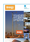 Solar-Wind Hybrid Systems - Brochure