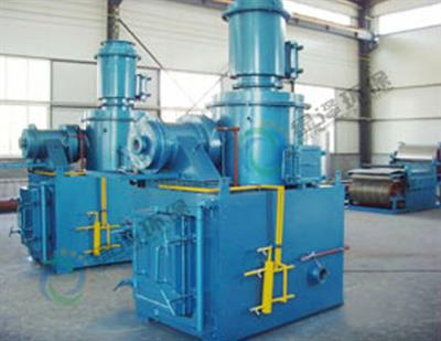 LVZEEP - Model FSL-300 - Medical Waste Incinerator System