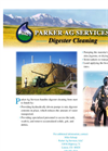 Digester Cleaning Services Datasheet