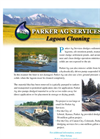 Lagoon Cleaning Services Datasheet