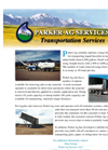 Transportation Services Datasheet