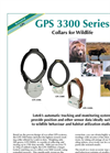 Model GPS 3300 - Remote Tracking Collar Monitoring System- Brochure