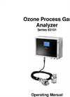 In-Line Gas Analyser O3 Instruction Manual