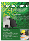 Servers And Computers Brochure