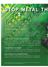 Stop Metal Theft Brochure