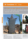 20ft Container Tilter Loader Brochure