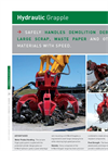 Hydraulic Grapple Brochure