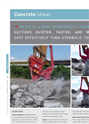 Concrete Shear Brochure