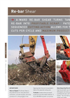 Re-Bar Shear Brochure