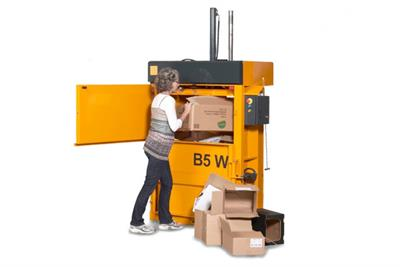 A-Ward - Balers for Paper, Plastic & Recyclables