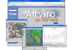 Airviro - Web-based Air Quality Management System