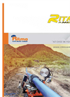Ritmo - Model GAMMA 160 - Manual Butt Welding Machine for HDPE and PP Pipes - Brochure
