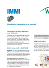 IMMI - Distributed Calculation