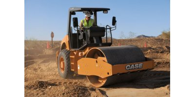 Case CE - Model SV208 - High-Traction Hydrostatic Drive System