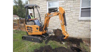 Case CE - Model CX17B - Compact Excavators