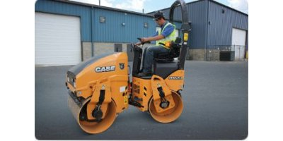 Case CE - Model DV23 - Compaction Equipment