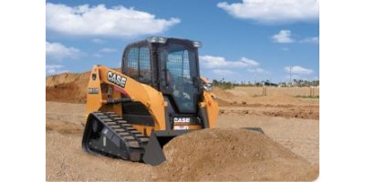 Casae - Model TR320 - Compact Track Loaders