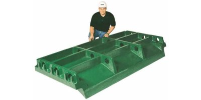 Columbia Steel - Roof Covers & Grates